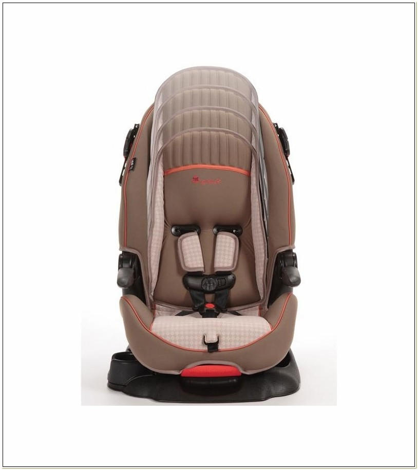 Safety First High Back Booster Seat