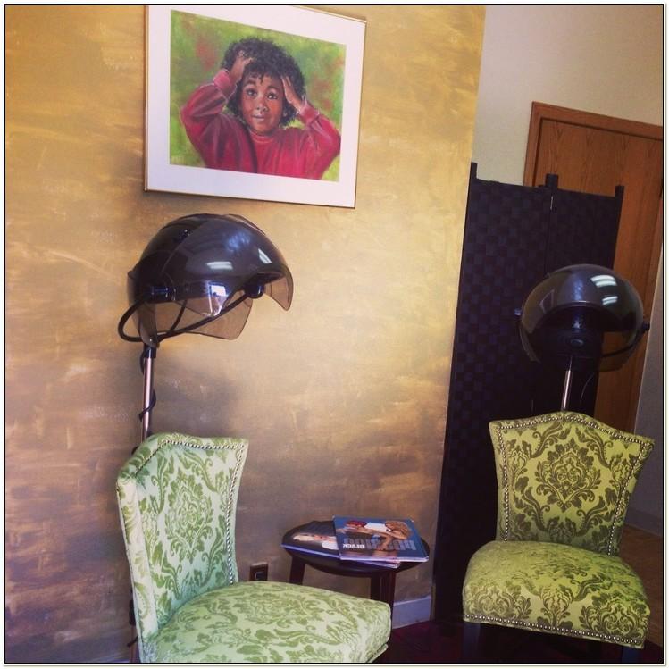 Salon Dryer Chair Ideas