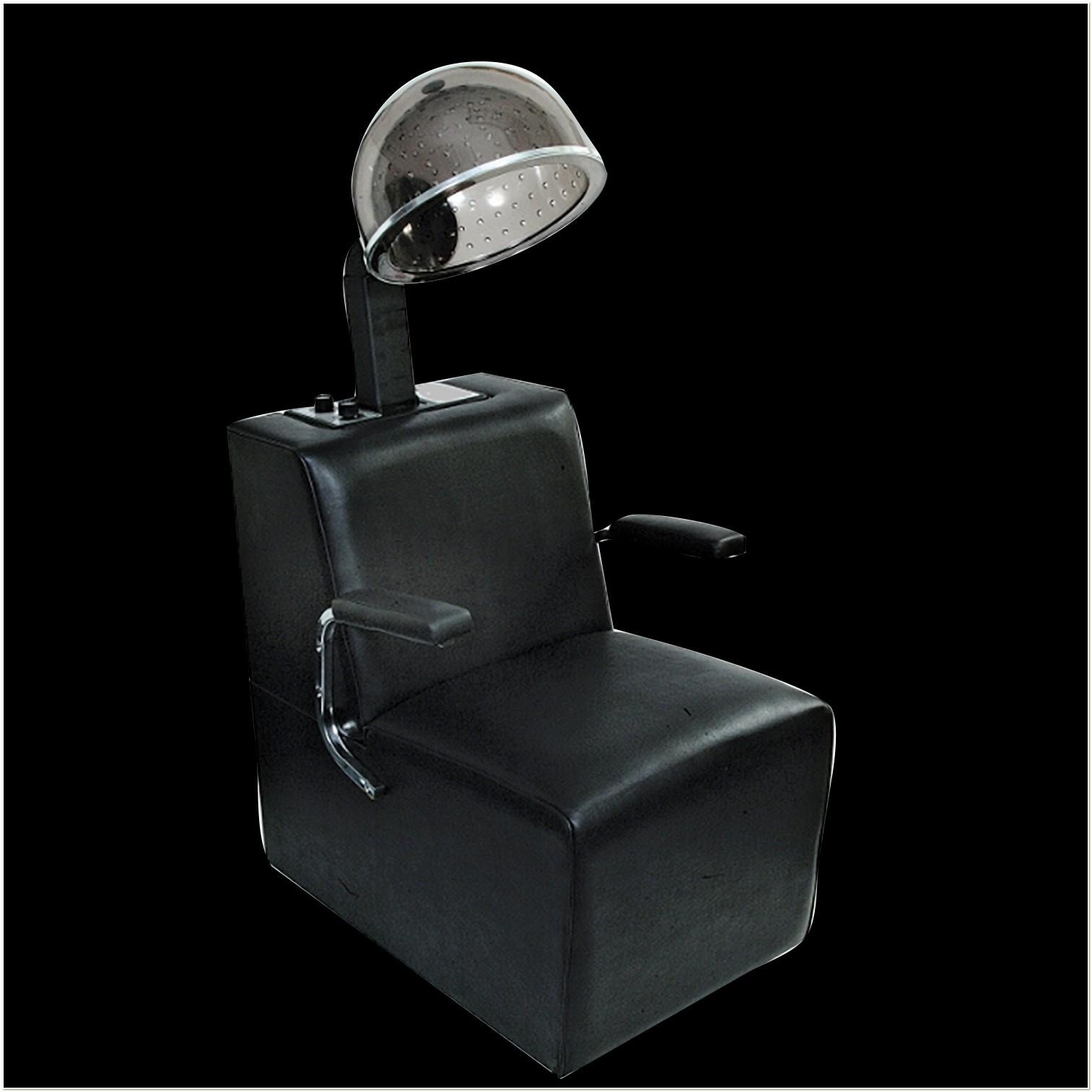 Salon Hair Dryer Chair Combo