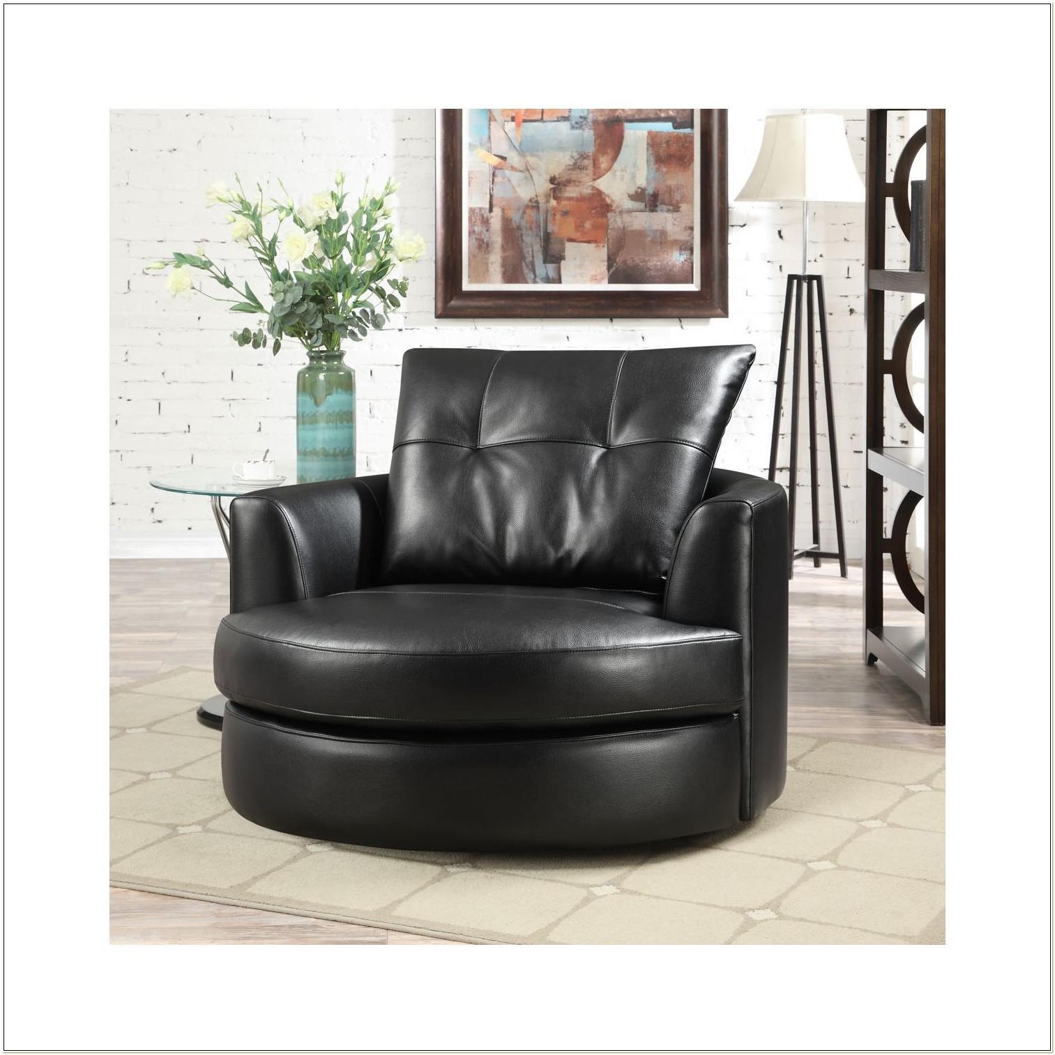 Sams Club Black Leather Chair