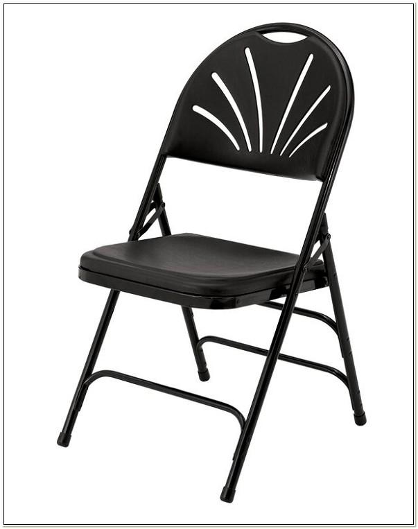 Samsonite 3200 Series Padded Folding Chairs