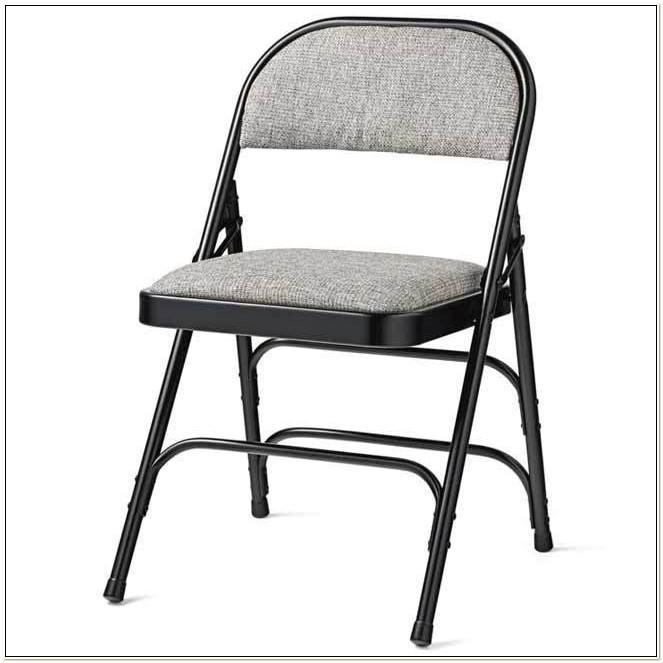Samsonite Padded Folding Chairs