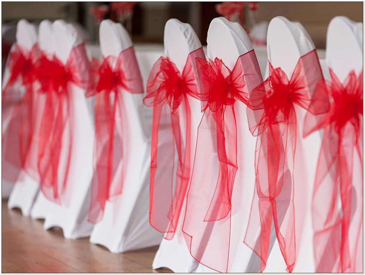 Sashes And Chair Covers