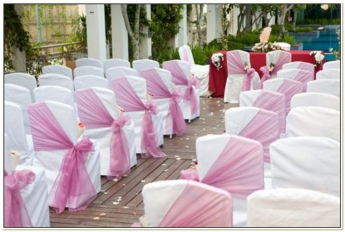 Sashes For Chair Covers
