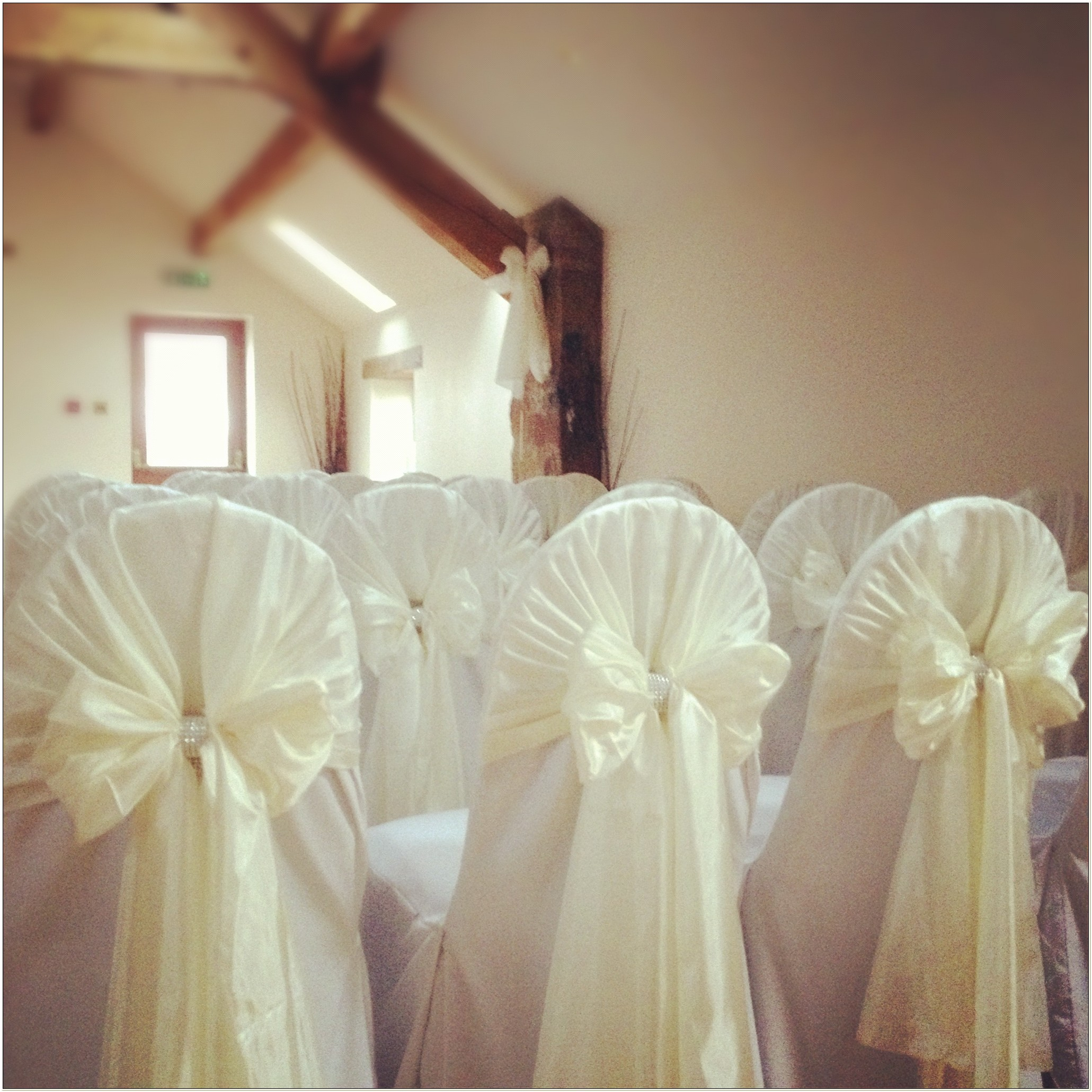 Sashes For Wedding Chairs Uk