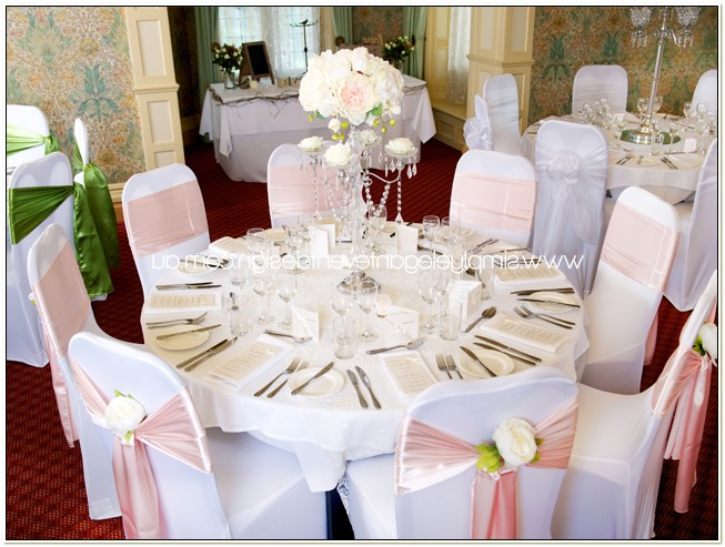 Sashes For Wedding Reception Chairs