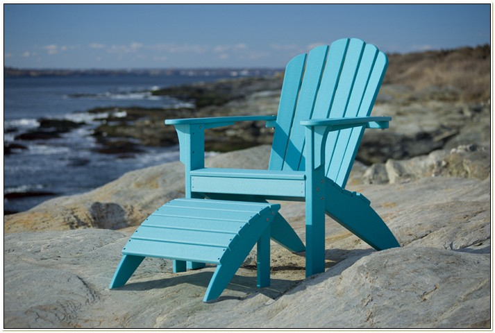 Seaside Casual Coastline Adirondack Chair