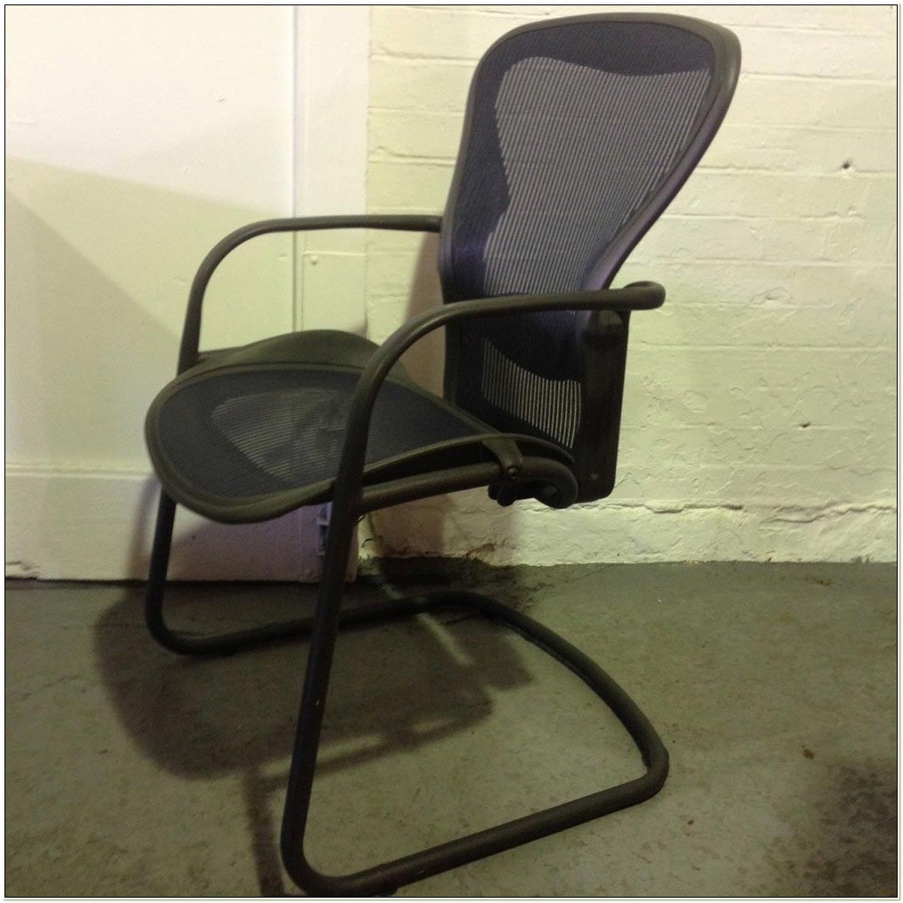 Second Hand Herman Miller Aeron Office Chair