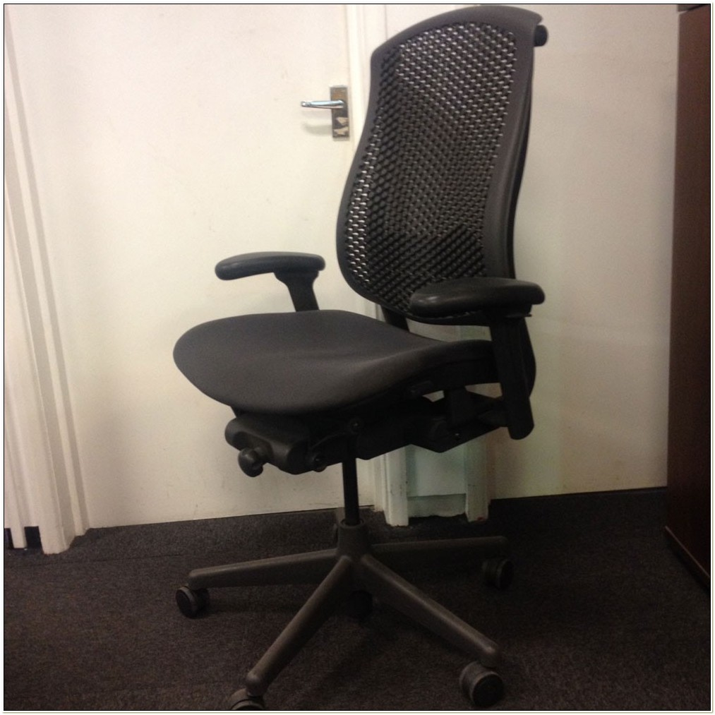 Second Hand Herman Miller Mirra Chairs
