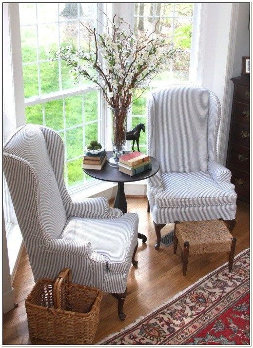 Second Hand Wingback Chair Brisbane