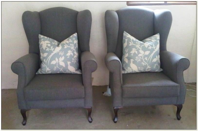 Second Hand Wingback Chairs Gauteng