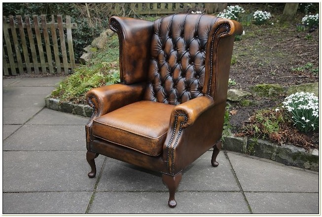 Second Hand Wingback Chairs