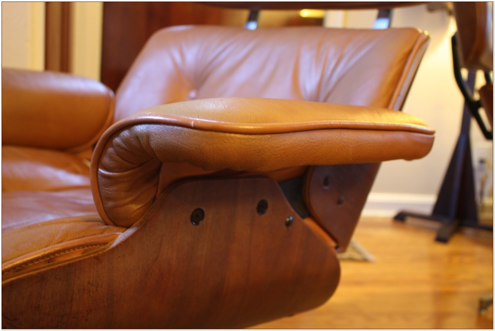 Selig Plycraft Eames Lounge Chair