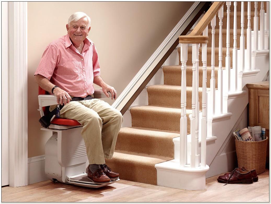 Senior Stair Chair Lifts