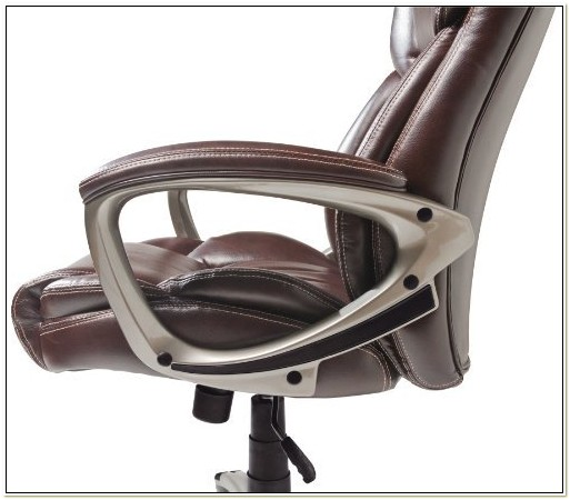 Serta 43520 Bonded Leather Executive Chair