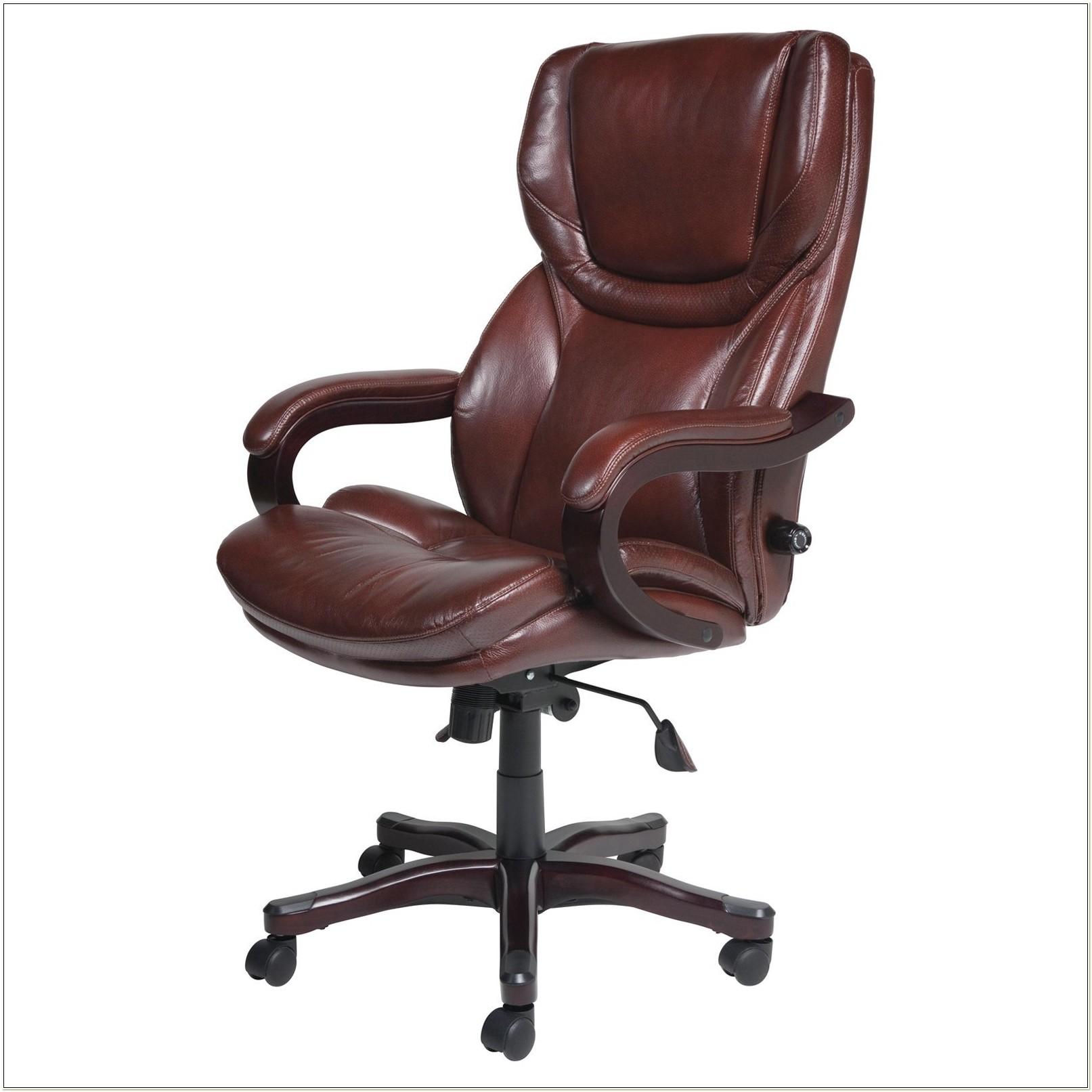 Serta Executive High Back Chair Instructions