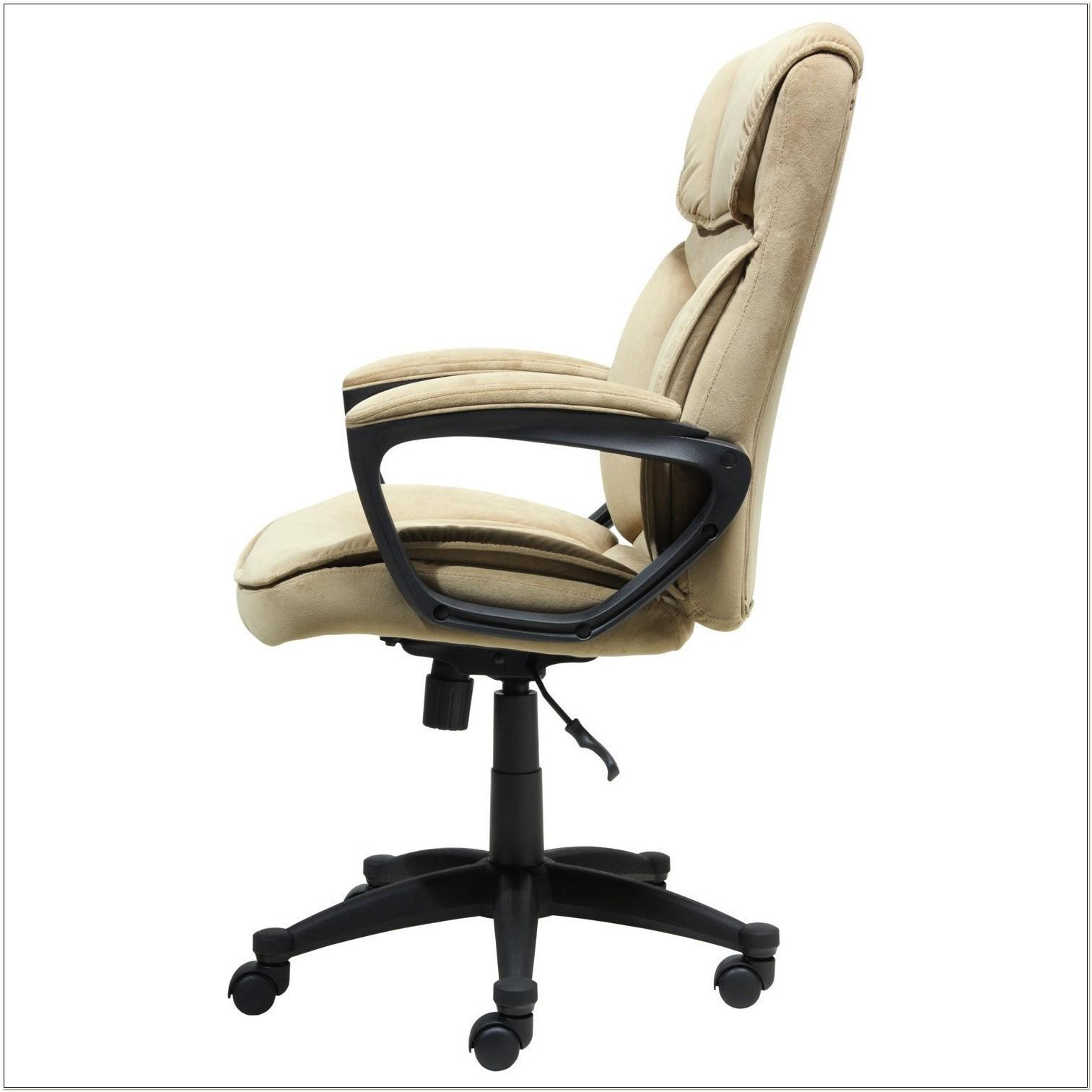 Serta Executive High Back Chair Microfiber
