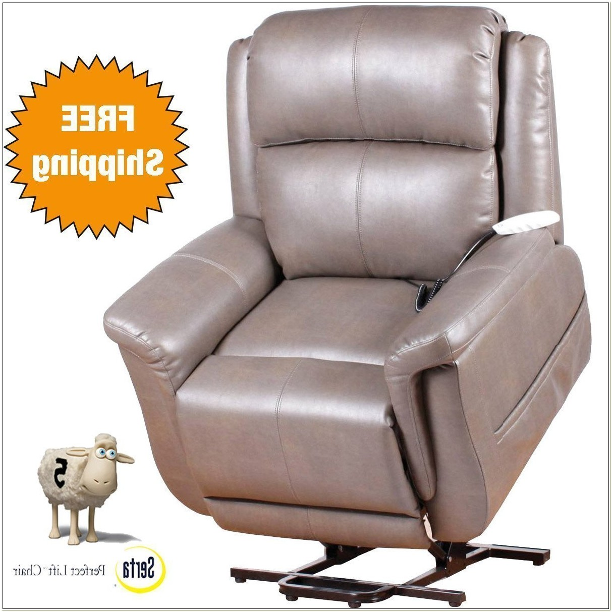 Serta Perfect Lift Chair Wall Hugger Recliner