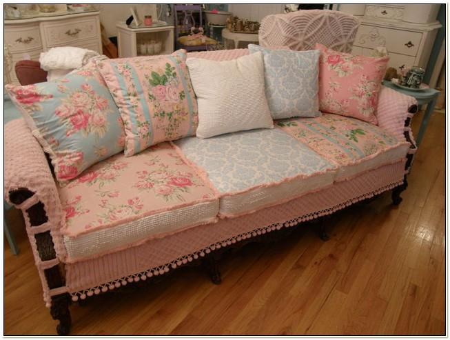 Shabby Chic Furniture Slipcovers
