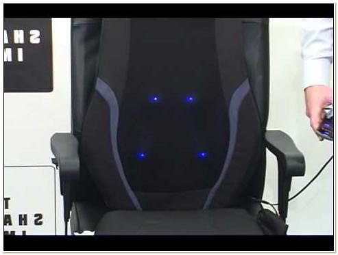 Sharper Image Chair Back Massager