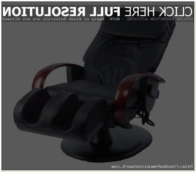 Sharper Image Chair Massager