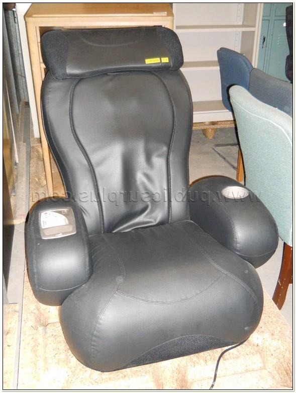 Sharper Image Ijoy 250 Massage Chair