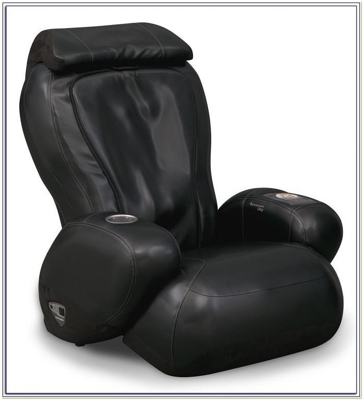 Sharper Image Ijoy Massage Chair Turbo 2