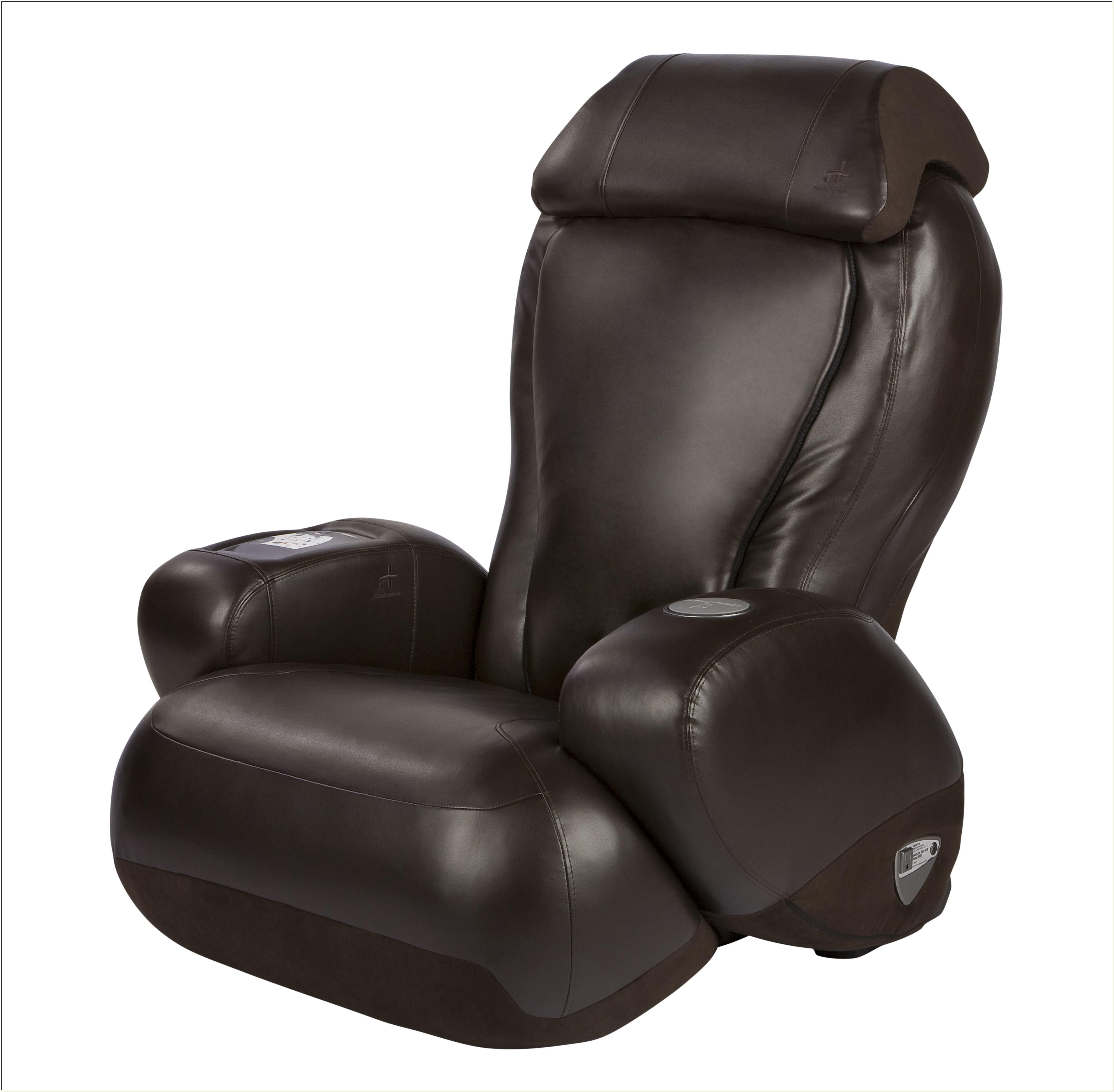 Sharper Image Ijoy Reclining Massage Chair