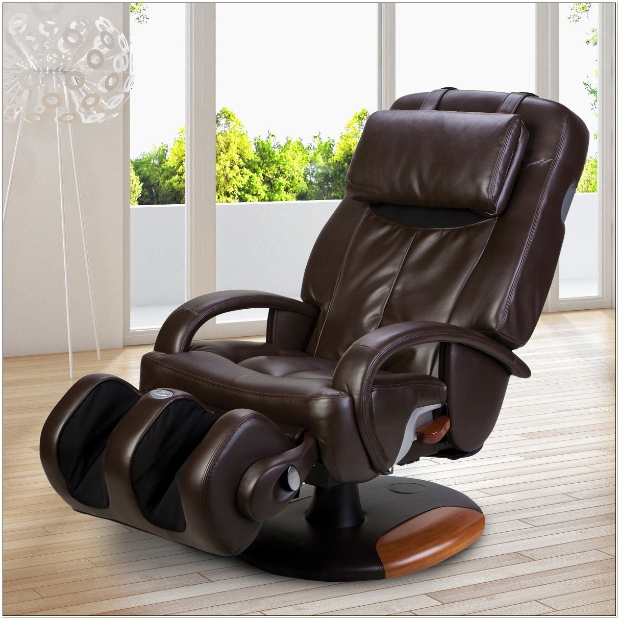 Sharper Image Massage Chair Human Touch