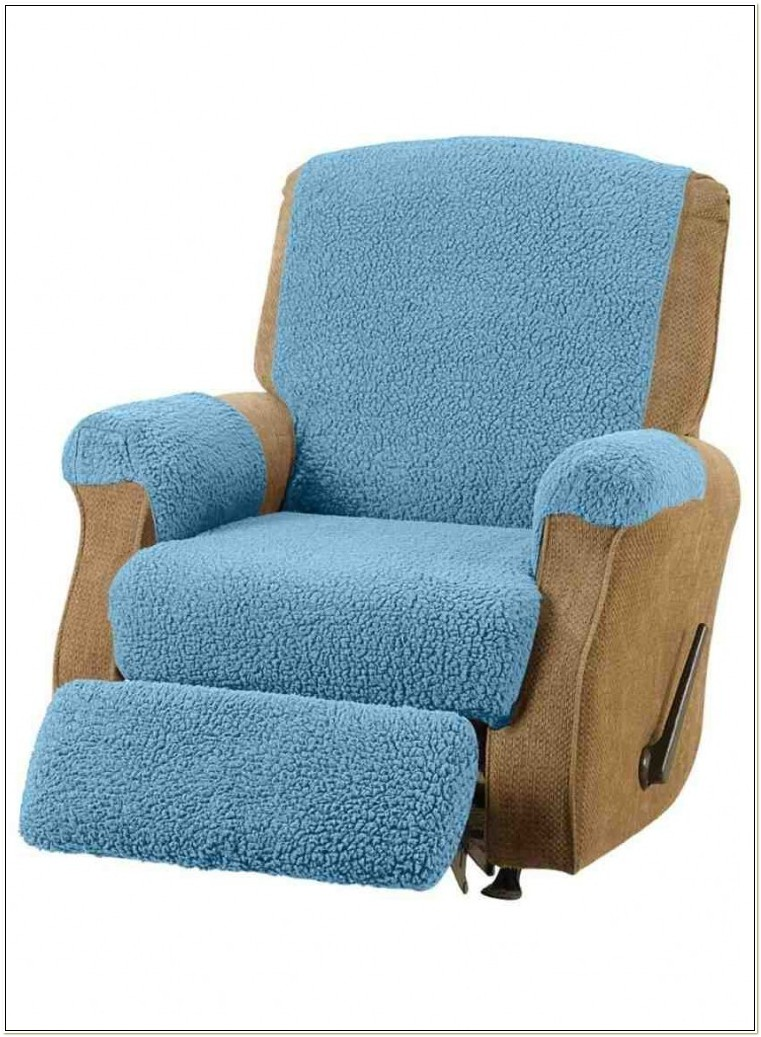 Sheepskin Chair Covers For Recliners