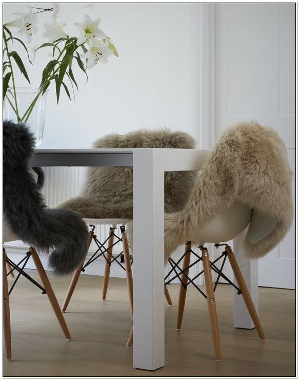 Sheepskin Rugs For Chairs