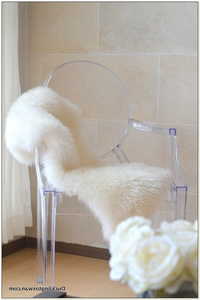 Sheepskin Throws For Chairs