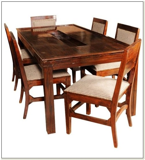 Sheesham Wood Dining Furniture