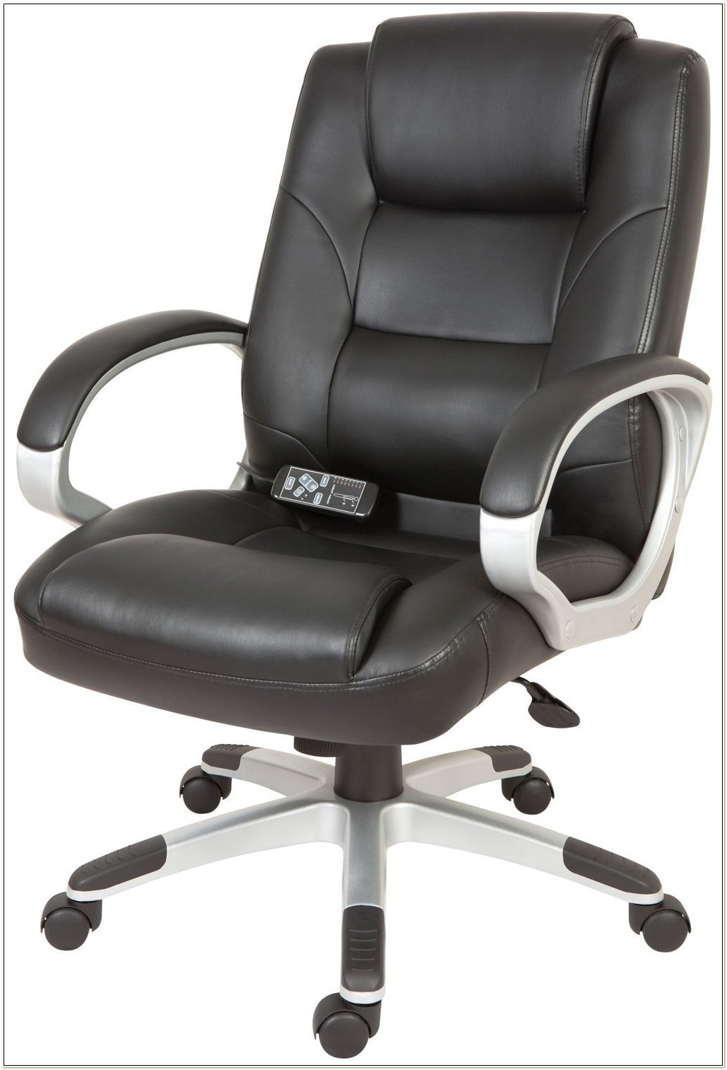 Shiatsu Executive Massage Office Chair In Black