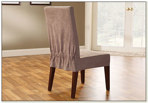 Shorty Dining Room Chair Slipcover