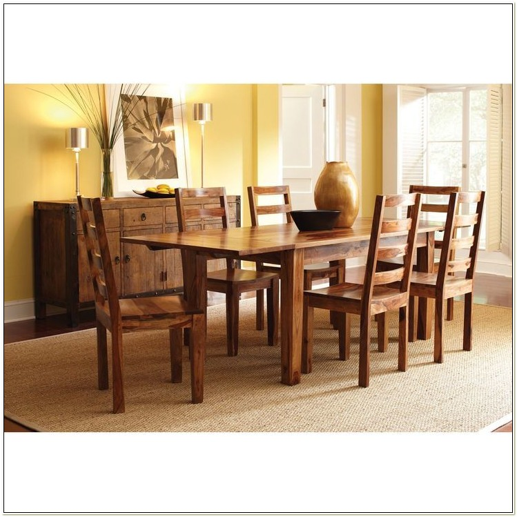 Sierra Sheesham Wood Dining Chairs