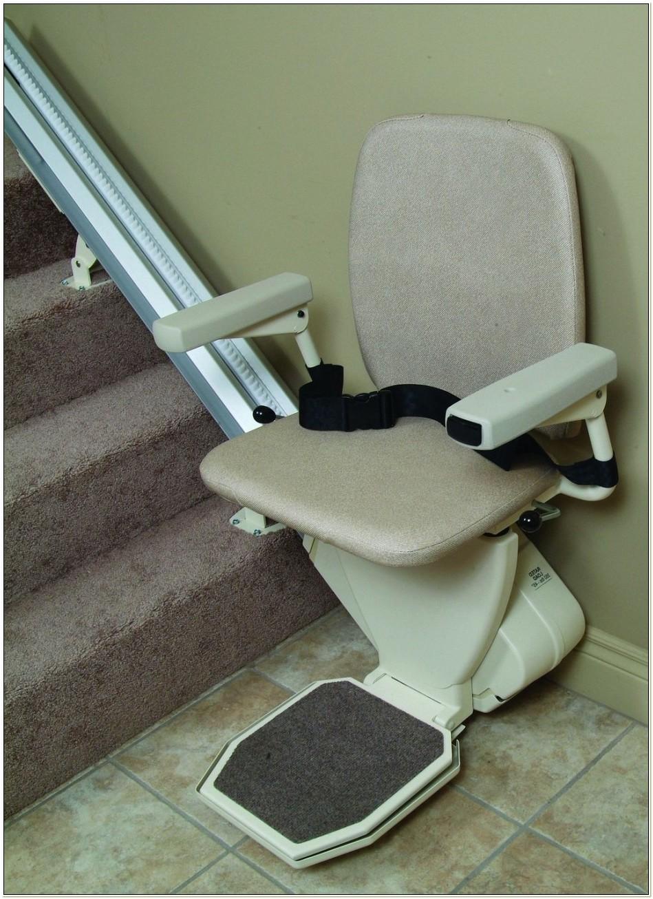 Silver Glide Stair Chair Lift
