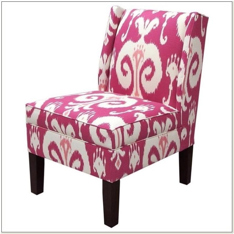 Skyline Furniture Cotton Slipper Chair
