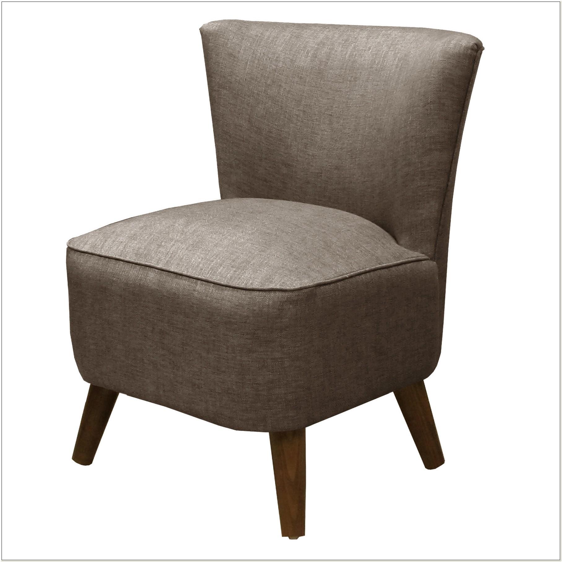 Skyline Furniture Mid Century Slipper Chair