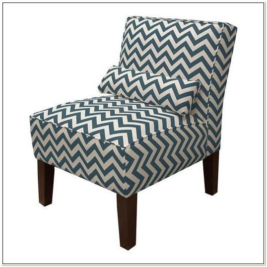 Skyline Furniture Silsila Fabric Slipper Chair