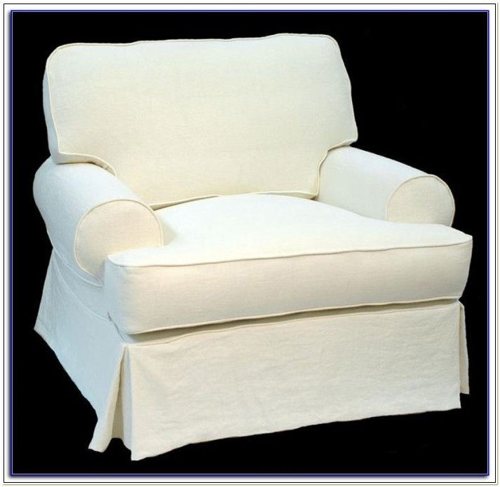 Slipcovers For Club Chairs With T Cushion
