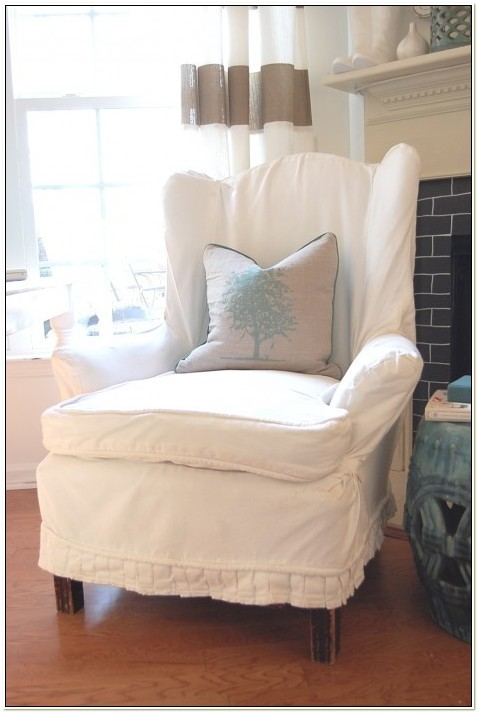 Slipcovers For Queen Anne Chairs