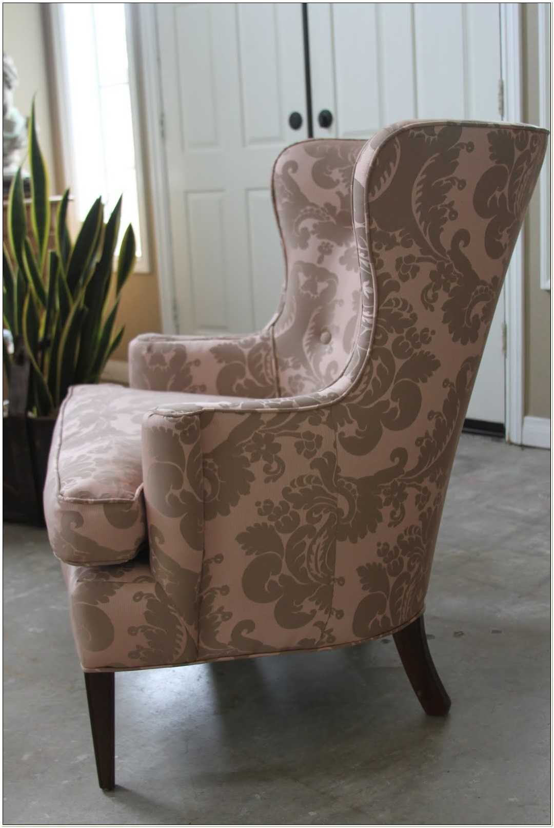 Slipcovers For Wingback Chairs Canada