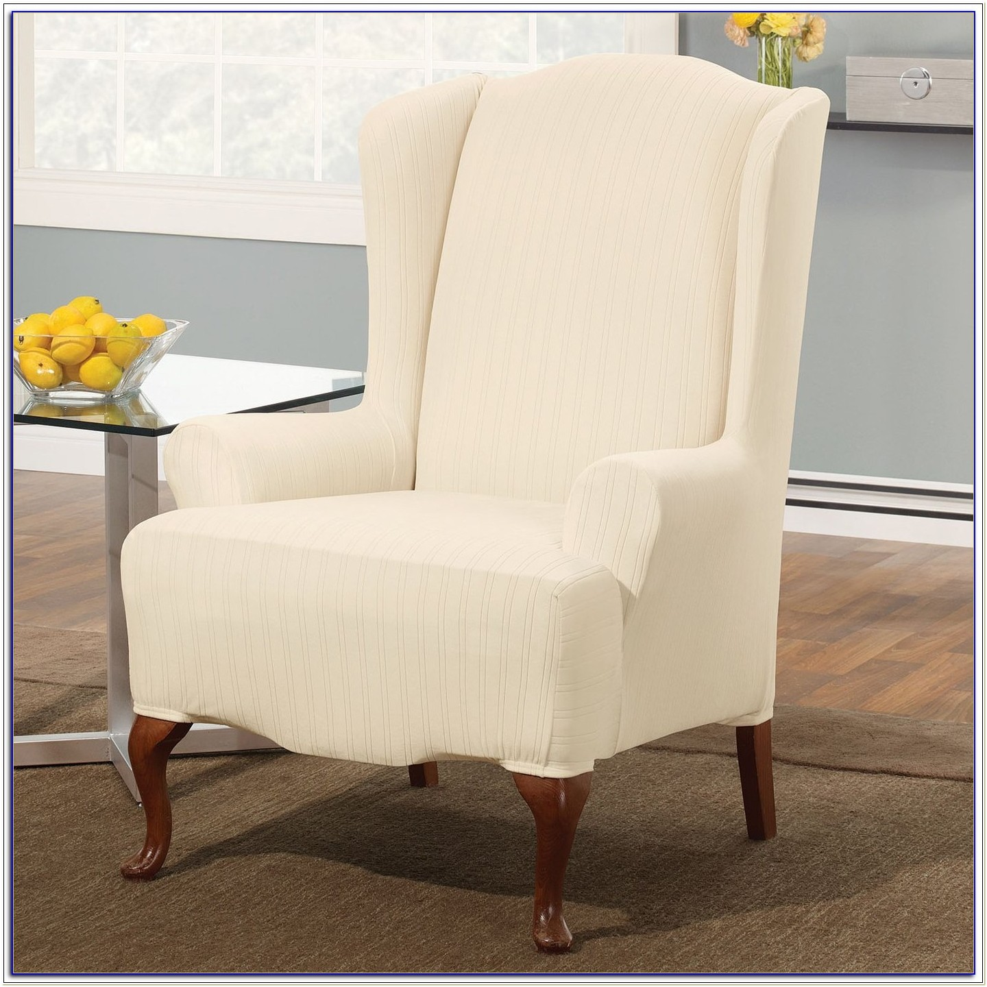 Slipcovers For Wingback Chairs Jcpenney
