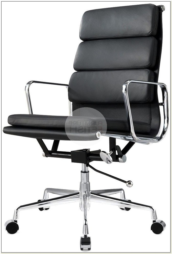 Soft Pad Management Office Chair