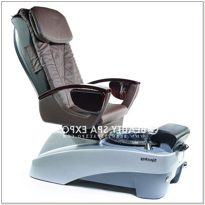 Spa Joy Pedicure Chair Manual