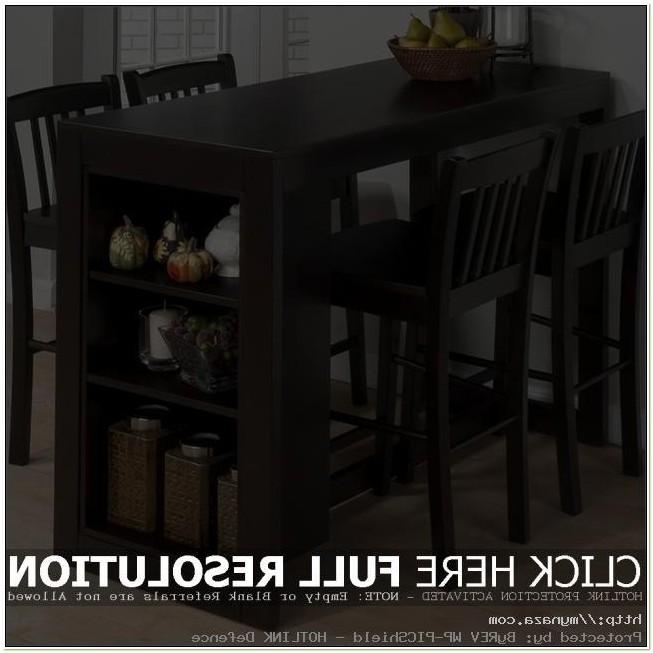 Space Saver Kitchen Table Set