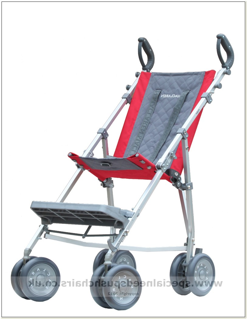 Special Needs Pushchair Age 10