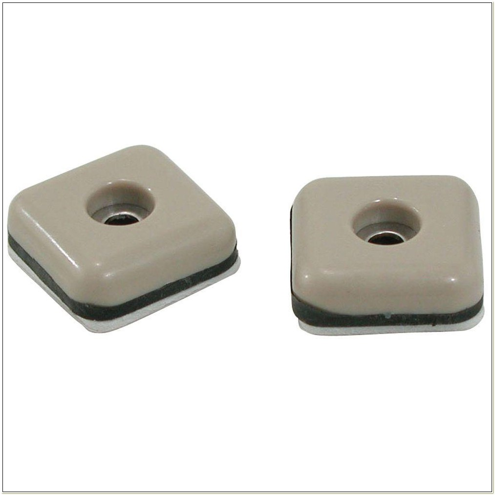 Square Chair Glides For Carpet