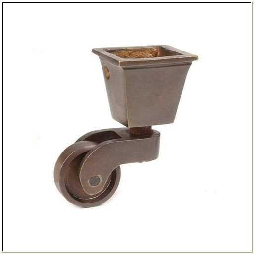 Square Cup Casters For Chairs